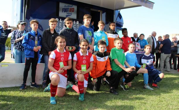 Festival Foot U13 U13f Pitch Ligue Du Grand Est De Football