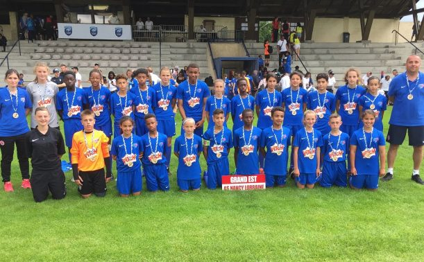 Festival Foot U13 Pitch Les Finales Ligue Du Grand Est De Football